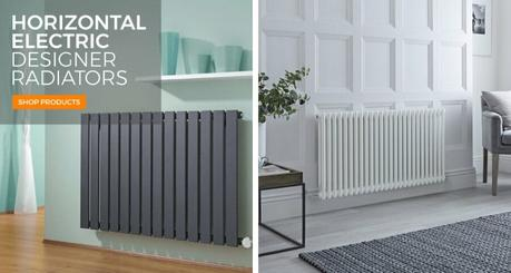 horizontal electric radiators banner