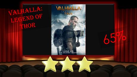 Valhalla: Legend of Thor (2019) Movie Review