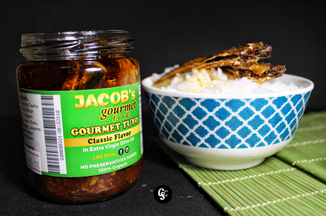 Local Bottled Product: Jacob's Gourmet Foods