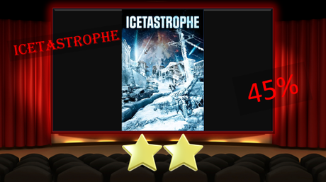 ABC Film Challenge – Sci-Fi – W – Icetastrophe (2014) Movie Review
