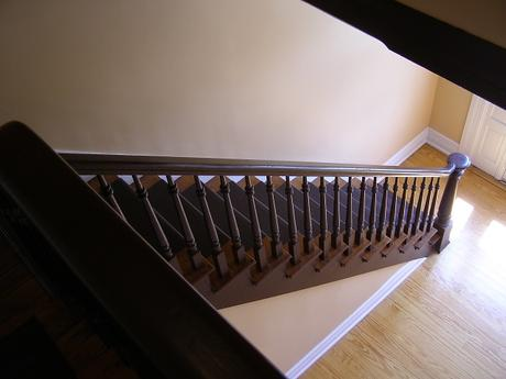 Tripping hazards and stairs