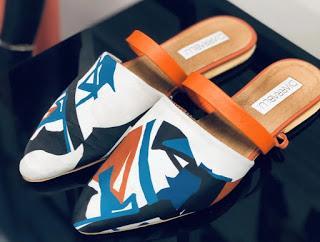 Shoe of the Day | Diarrablu Finetti Ndar Mules