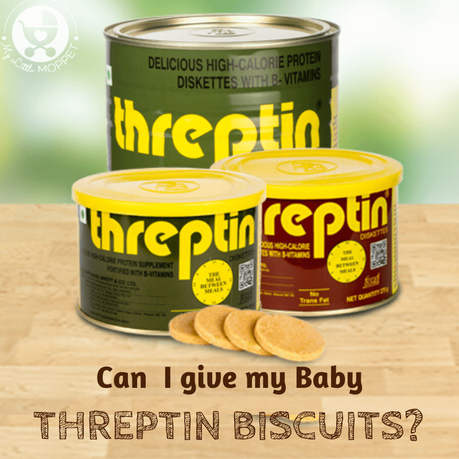Threptin biscuits are the newest trend in the nutrition area. With their high protein content, parents wonder: Can I give My Baby Threptin Biscuits?