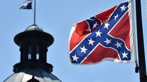 Confederate flags and statues and racism