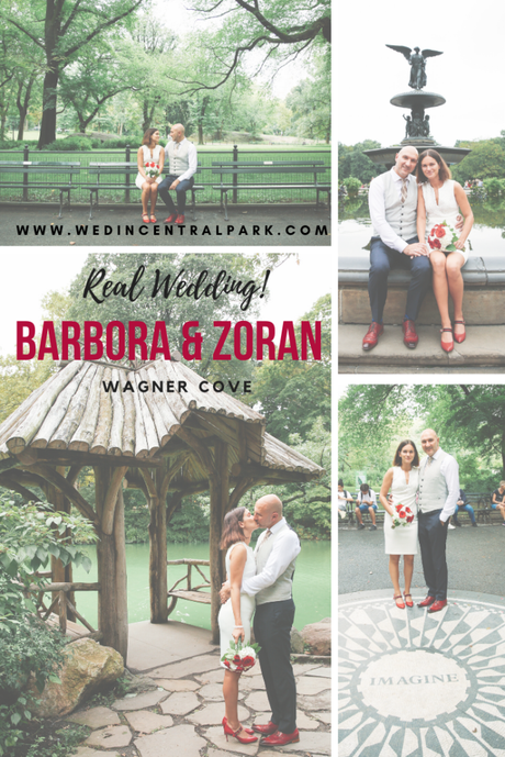 Barbora and Zoran's Wagner Cove Elopement