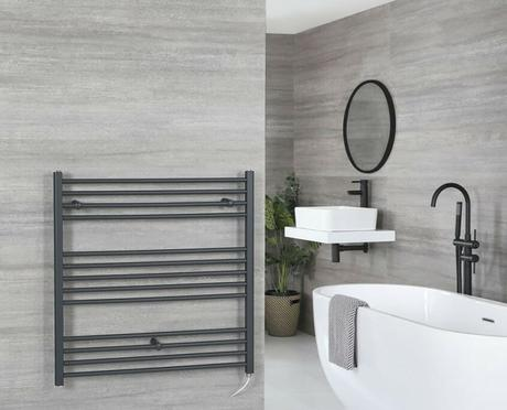 Will An Electric Heated Towel Rail Heat My Bathroom?