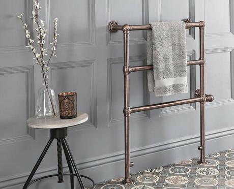 Will An Electric Heated Towel Rail Heat My Bathroom?