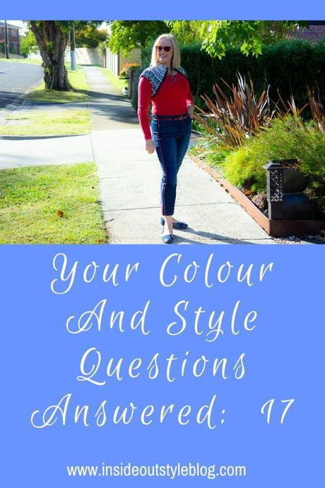 Your Colour and Style Questions Answered on Video 17