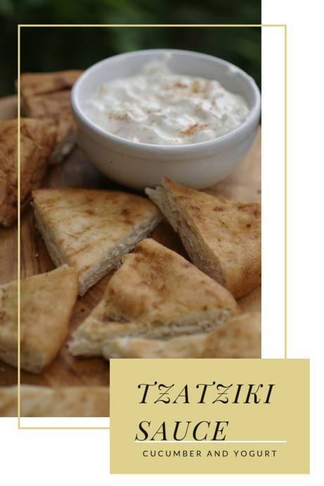 Tzatziki Sauce for Saint Cyril of Alexandria