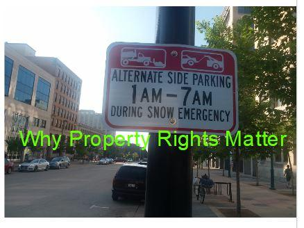 Why Property Rights Matter