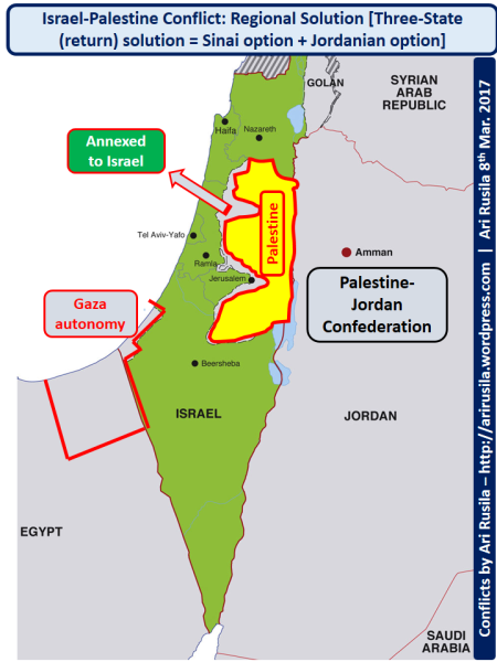 West Bank Annexation – A Window of Opportunity or an Apocalyptic Nightmare