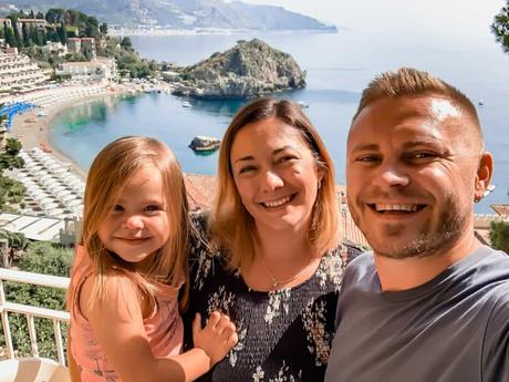 Sicily Road Trip for an Ultimate Family Adventure