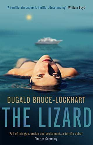 Writers on Location – Dugald Bruce-Lockhart on Paros, Greece