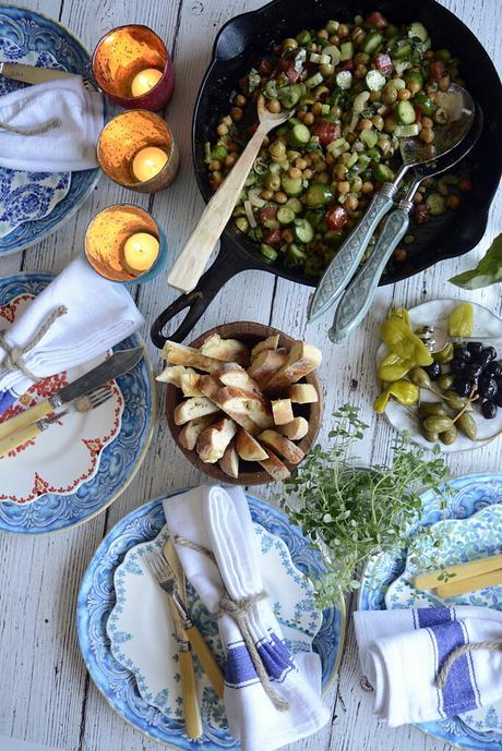 perfect tea party ideas