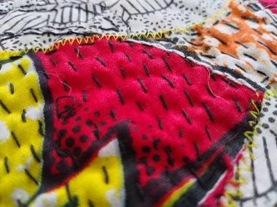 Mixed Media Arts - Textiles - Amanda Trought