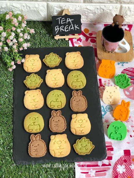 Sumikko Gurashi Cookies