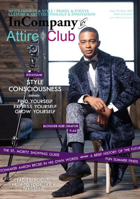 Discover the Summer 2020 Issue of InCompany by Attire Club