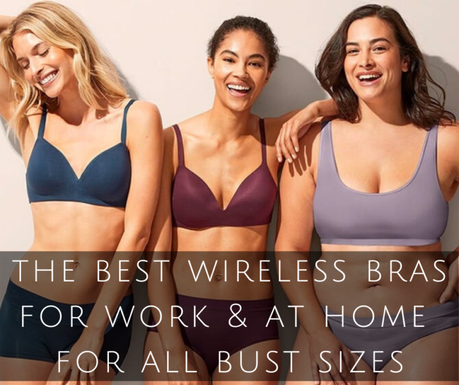 The Best Wireless Bras for our New Normal