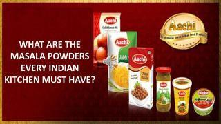 Which need essential Spices to Improve Dish's Flavour?