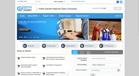 Why IGNOU is a Great Choice for Students?