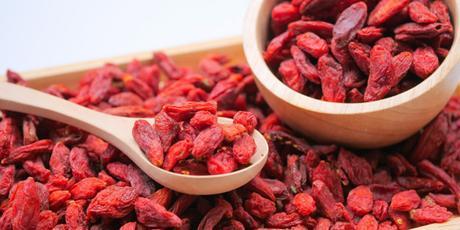 Amazing Goji Berries Health Benefits