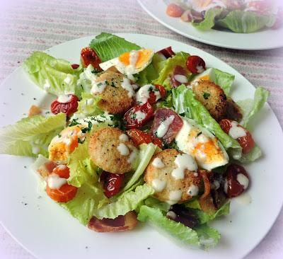Bacon & Egg Salad