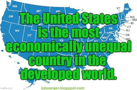 The Most Unequal Country In The Developed World