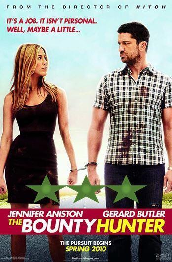 ABC Film Challenge – Romance – B – The Bounty Hunter (2010)