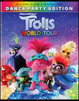 A Recipe for the Holiday Weekend: Trolls World Tour Rainbow Poppy-sicles!