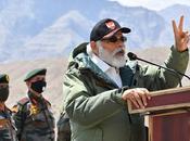 Modiji Visits Ladakh Quotes Thiruvalluvar