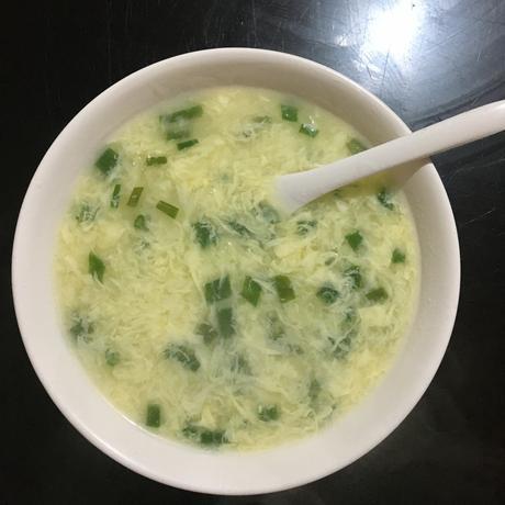 Easy Recipe: Egg Drop Soup