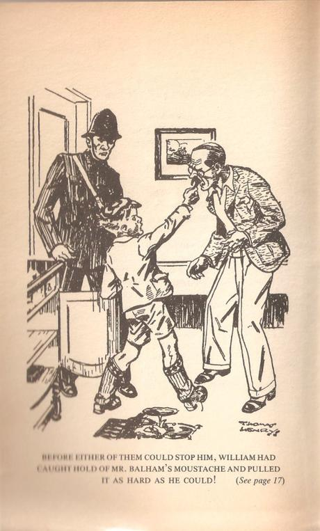 William Does His Bit (1941) and Weatherley Parade (1943) by Richmal Crompton.