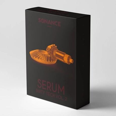Sonance Sounds Dirty Tech Vol.2 For Serum