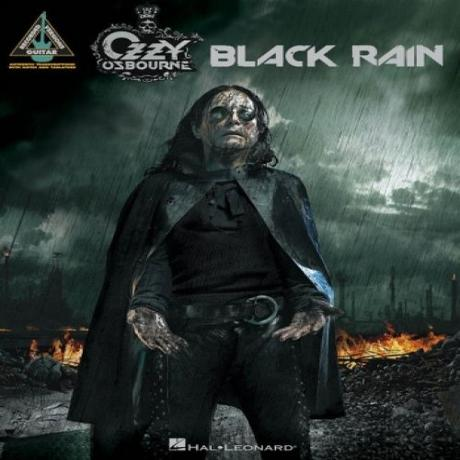 Hal Leonard Ozzy Osbourne Black Rain PDF
