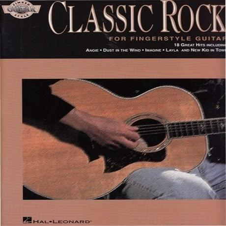 Classic Rock For Fingerstyle Guitar PDF