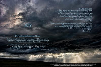 Kay Cude poetry: Joy