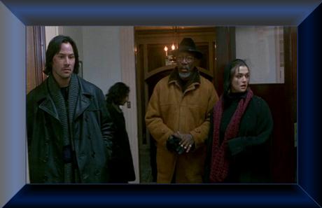 Keanu Reeves Weekend – Chain Reaction (1996) Movie Review