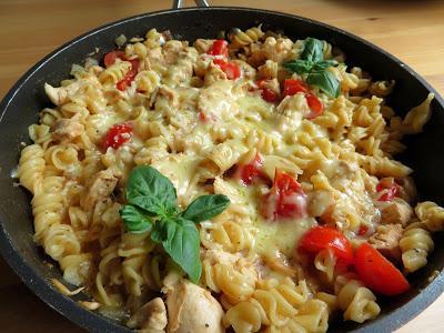 One Pan Italian Pasta