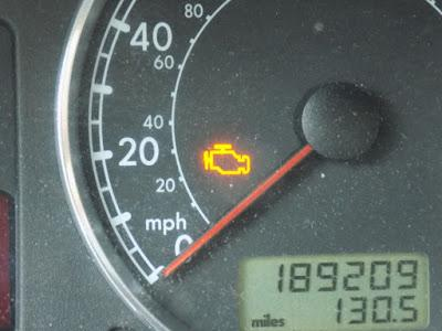Is your 'check engine' light on?