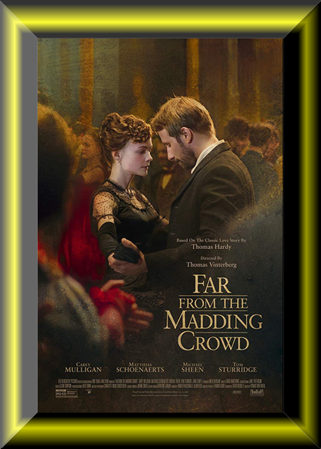 ABC Film Challenge – Romance – F – Far from the Madding Crowd (2015) Movie Review