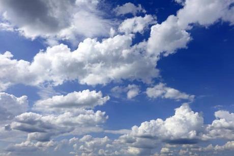 clear-sky-sunshine-clouds