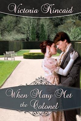 WHEN MARY MET THE COLONEL BY VICTORIA KINCAID. THE AUDIOBOOK IS OUT!