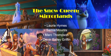 The Snow Queen: Mirrorlands (2018) Movie Review