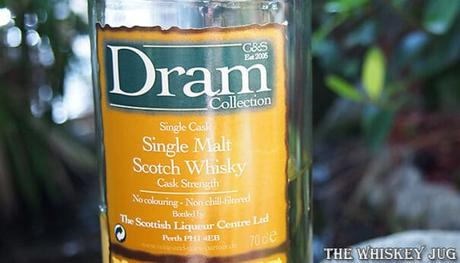 1997 Dram Collection Ledaig 17 Years Upper Label