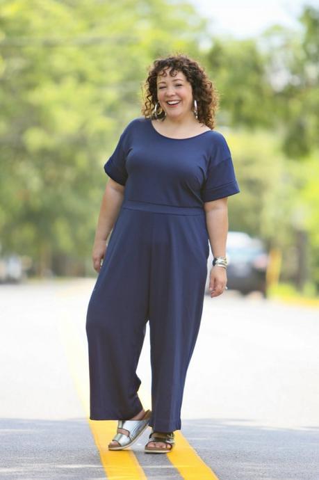Ori Plus-Size Jumpsuit Review