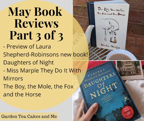 Daughters of Night Laura Shepherd Robinson Book Review