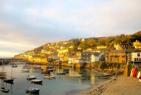 Writers on Location – Jane Johnson on Cornwall