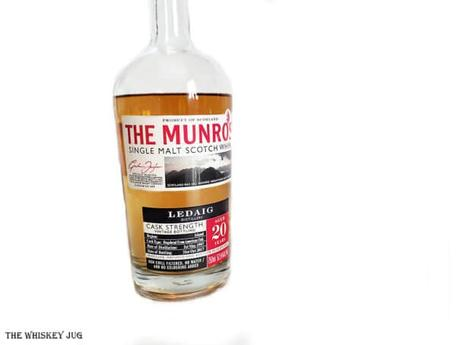 This is a beautiful whisky that shows exactly what good, old, Ledaig can taste like. It's nuanced without being light and a splash of water really makes it sing. I wish I had the funds to buy a case!