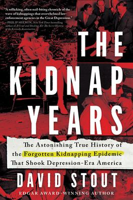 TRUE CRIME THURSDAY- The Kidnap Years by David Stout- Feature and Review