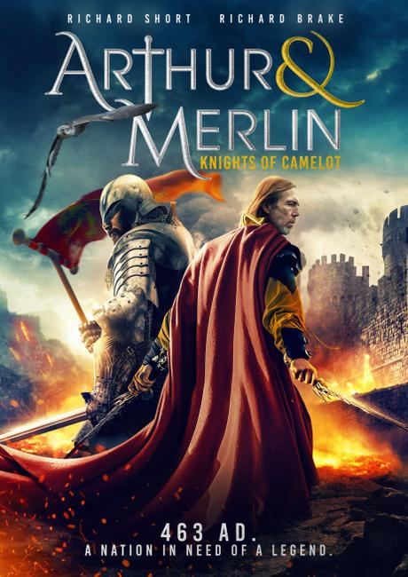 Arthur & Merlin: Knights of Camelot (2020) Movie Review